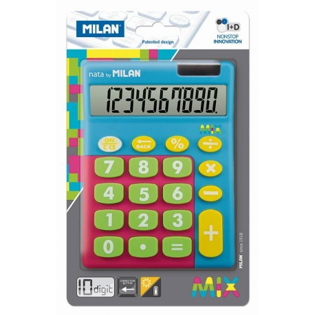 Calculator 10 dg MILAN MIX 906TMBBL