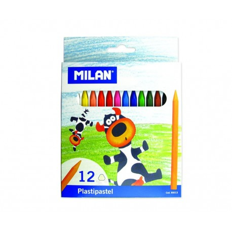 Creion color 12 cerat MILAN