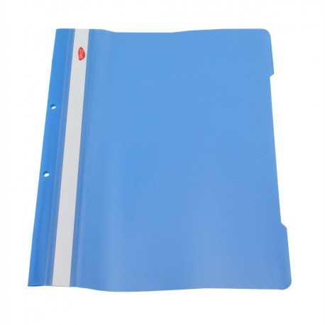 Dosar plastic cu sina DACO albastru