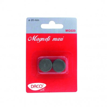 Magneti mari 20mm set 10 DACO