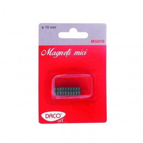 Magneti mici 10mm set 10 DACO