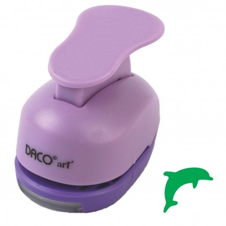 Perforator Hobby 2.5 cm delfin DACO