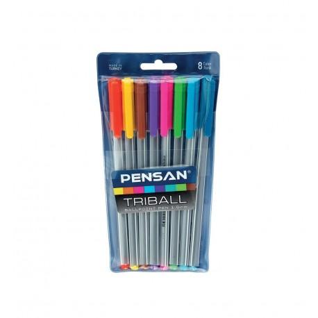 Pix PENSAN Triball color set 8
