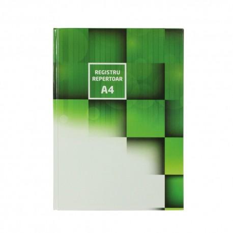Registru A4 96 file repertoar ECADA