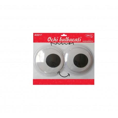 Accesorii craft - AD217 Ochi bulbucati DACO