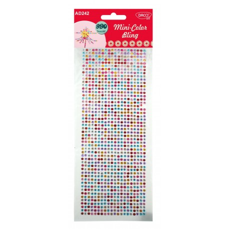 ACCESORII CRAFT - AD242 MINI-COLOR BLING DACO
