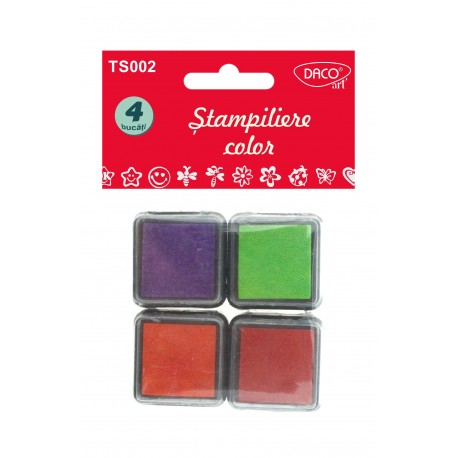TUSIERA STAMPILIERA COLOR DACO TS002