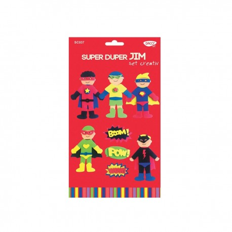 Set creativ - SC037 super Jim DACO