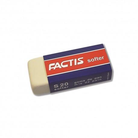 Radiera S20 FACTIS