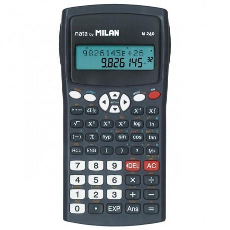 Calculator 10 DG MILAN Stiintific M240 negru