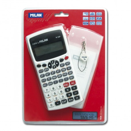 Calculator 10 DG MILAN Stiintific M240 alb