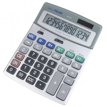 Calculator 14 DG MILAN 924